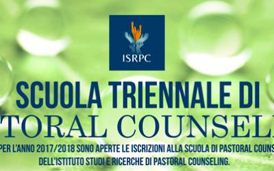 Aperte le iscrizioni alla scuola triennale di Pastoral Counseling